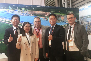 "We Attended ""International Shanghai Demotex Asia Fair"" on March 26-28"